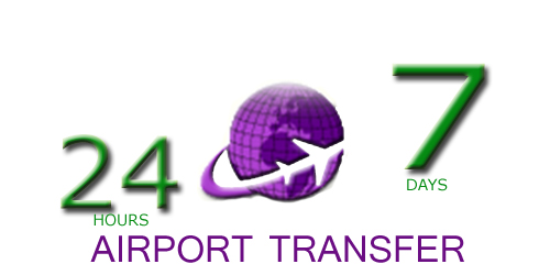 24/7 airport transfer